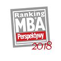 Najlepsze programy MBA w Polsce według rankingu PERSPEKTYWY 2018